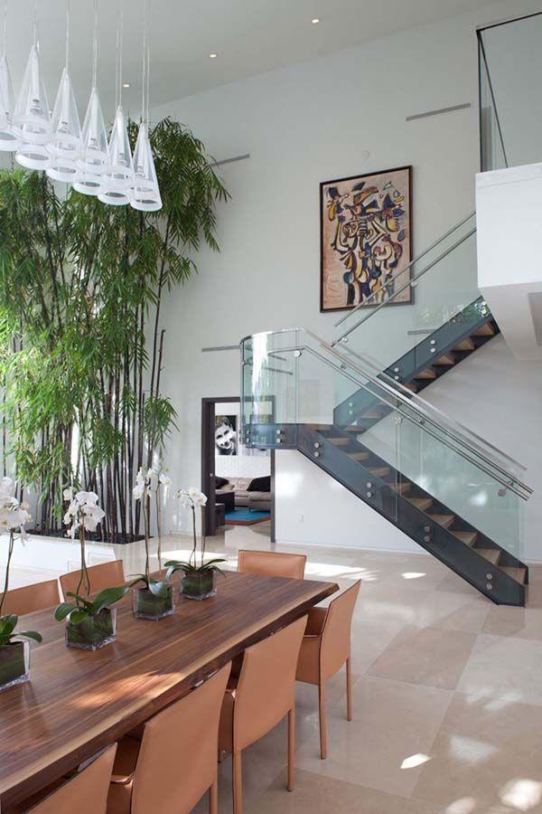 Minimalist Zen designed residence in Golden Beach, Florida by SDH Studio