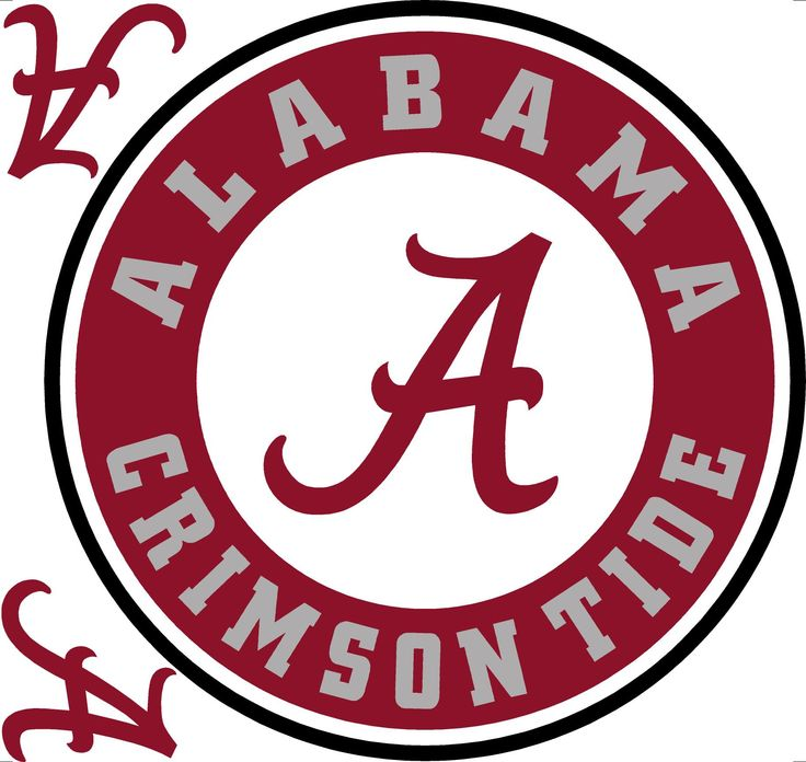 10 best images about university logos on pinterest usb for Alabama football mural