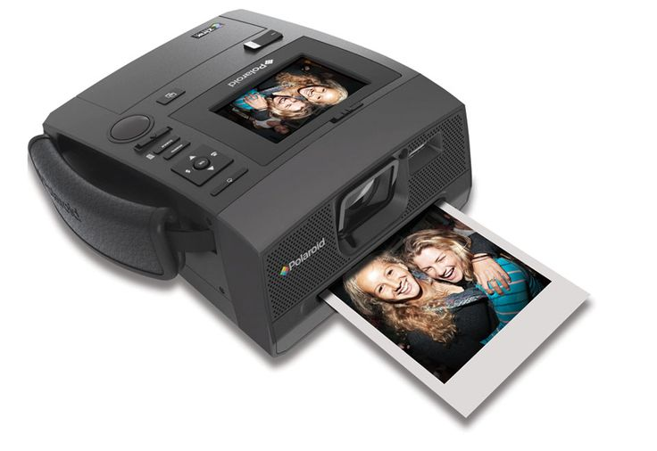Digital Camera with Built in Photo Printer. Want!!! PLEASE GET ME THIS MAMA