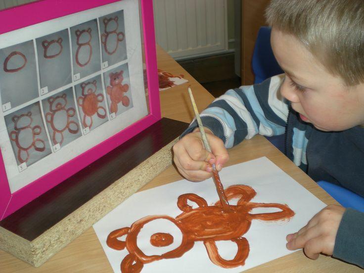 stappenplan beer schilderen