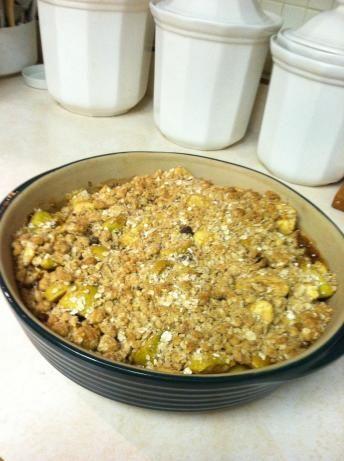 Lizzys Crabapple Crisp Recipe - Food.com