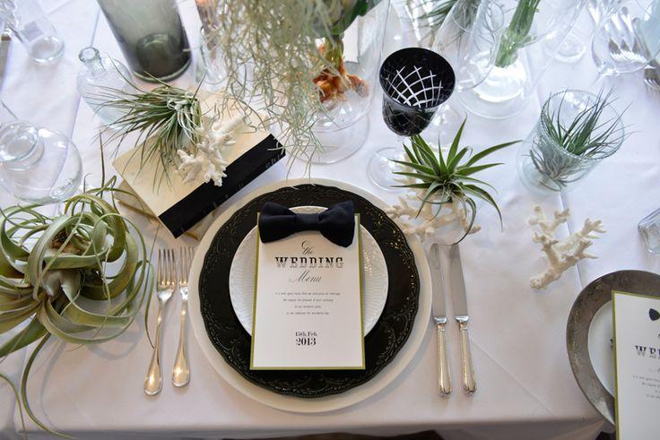 結婚式で黒をテーマカラーにするのはNGですか?―プロが教える花嫁Q&A DERELLA(デレラ)