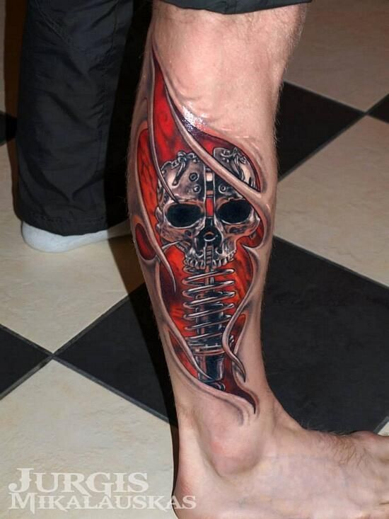 This is just awesome! #Tattoo