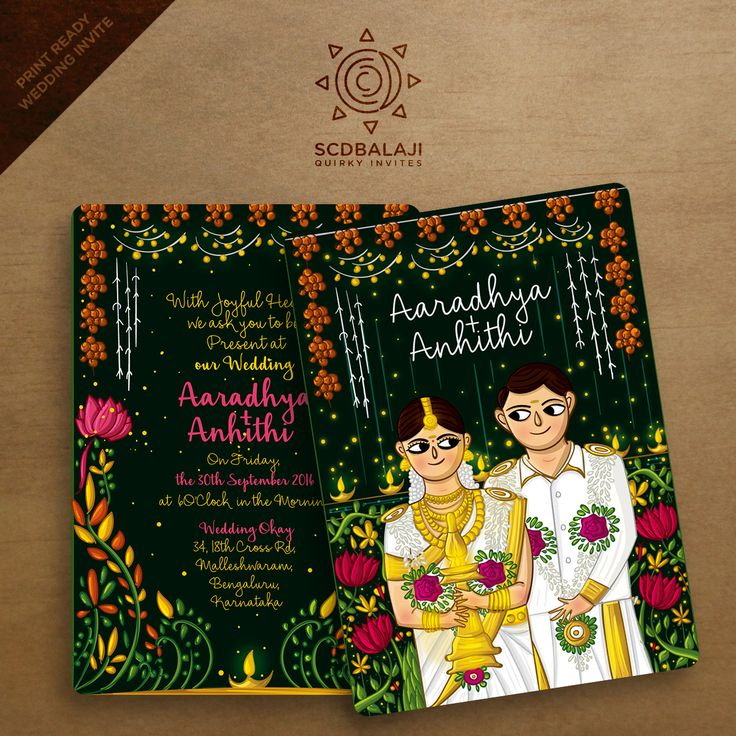 wedding card manufacturers in tamilnadu%0A  u   c A perfect wedding invite for the Malayali in us  u   cEverything about the  God u    s own country is beautiful and Kerala weddings are a wonderful  amalgamation of