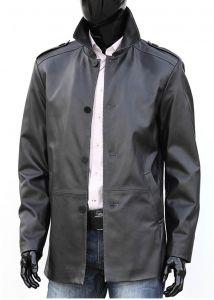 Płaszcz skórzany męski DORJAN BIL450