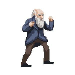 エジソンやニュートンなどの偉人たちによる格闘ゲーム『Science Combat』が開発中 | Game*Spark - 国内・海外ゲーム情報サイト