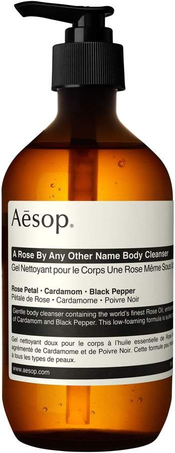 Aesop A Rose By Any Other Name Body Cleanser, Size 17 oz