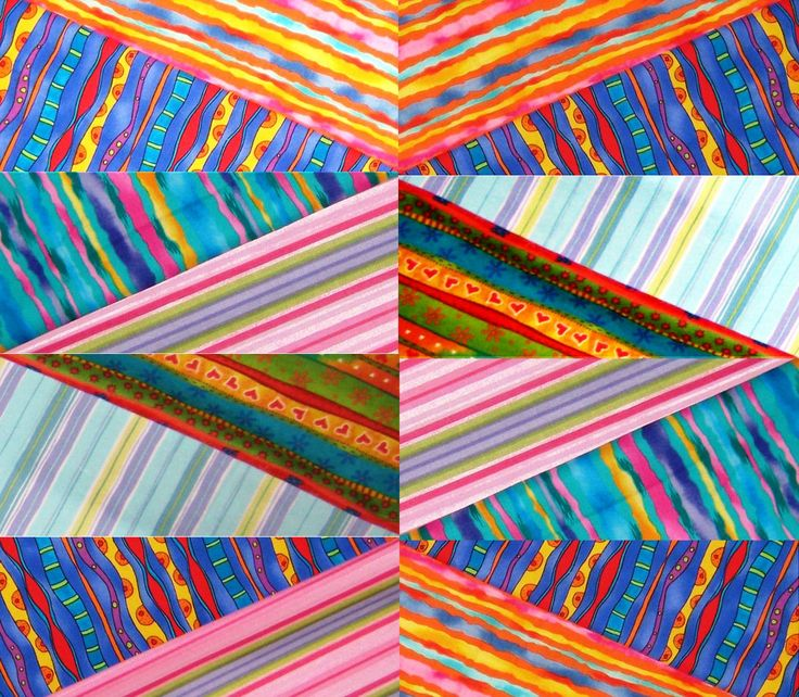 striped fabric quilt authority