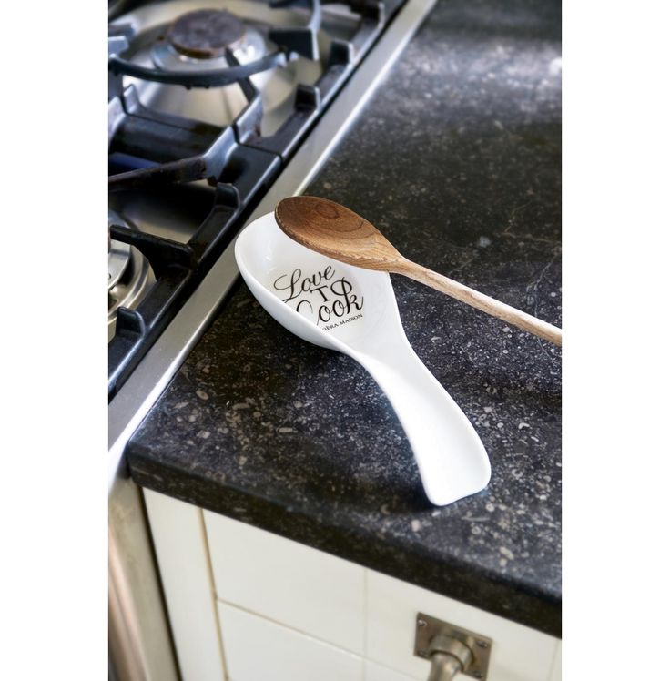 Love To Cook Spoon Holder   Rivièra Maison