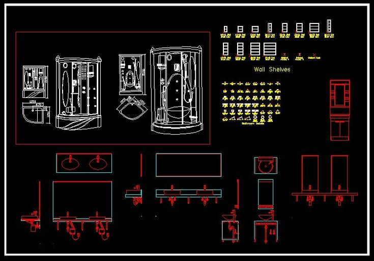 http://goo.gl/OsuCwd 25000 AutoCAD Blocks & Drawings All products can be  downloaded IMMEDIATELY! Bathroom BlocksAutoCAD Blocks & Drawings,CAD D  ...