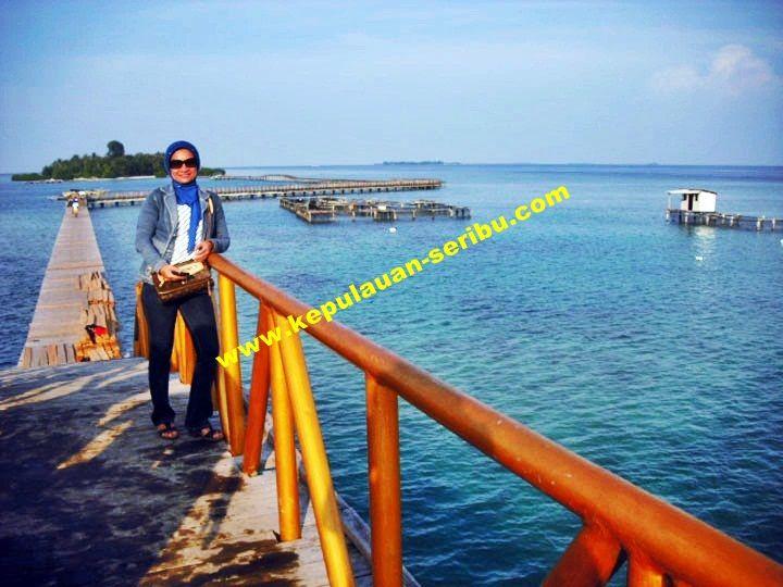 Travel Pulau Tidung Island in the Thousand Islands Pulau Seribu is now a trend…