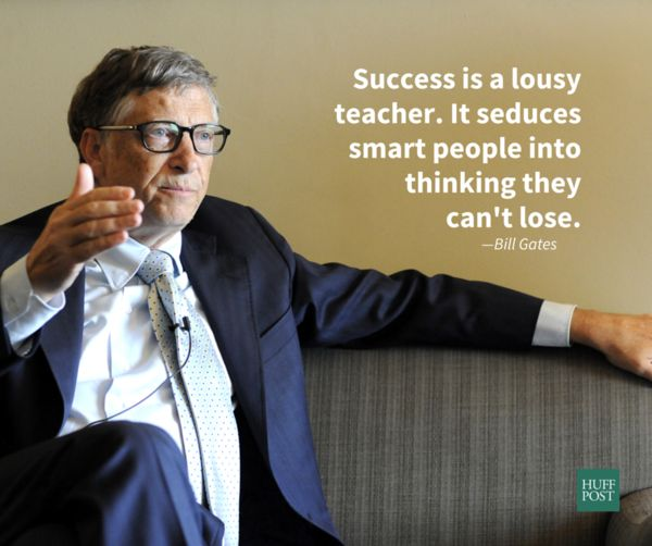 5 Bill Gates Quotes Everyone Should Hear