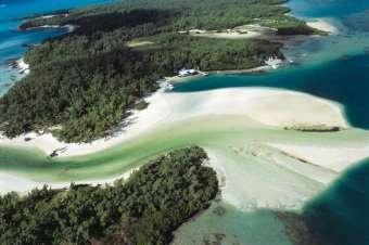 Mauritius: Ile aux cerfs