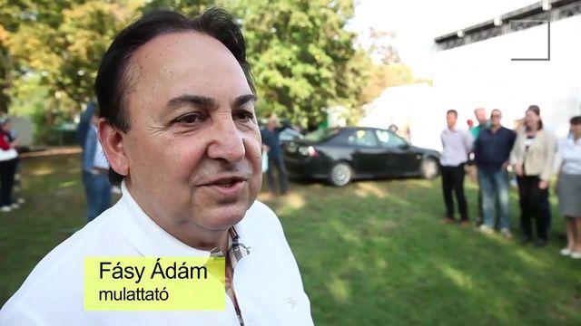 Fásy Ádám:Nincs más párt Magyarországon, csak a Fidesz