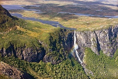 Gros Morne National Park Waterfalls
