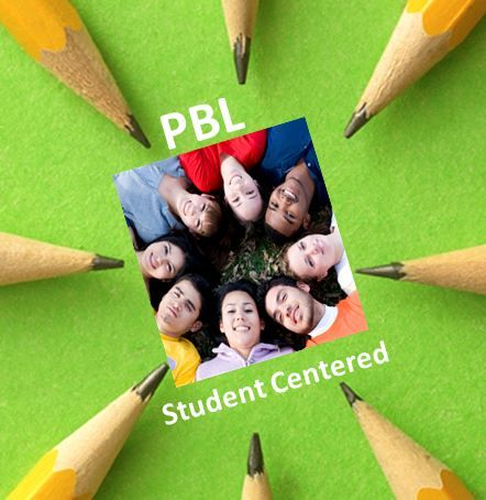 9 PBL (Project Based Learning) On-line resources that put students at the center, voice, input, & contribution