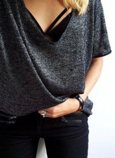 details. strapped bra.