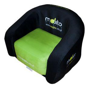 Sitzsäcke und Hocker bedruckt mit eigenem Logo - perfekte Werbeträger bei der Messeausstellungen, Open Events, im Wartezimmer oder in Böroräumen.