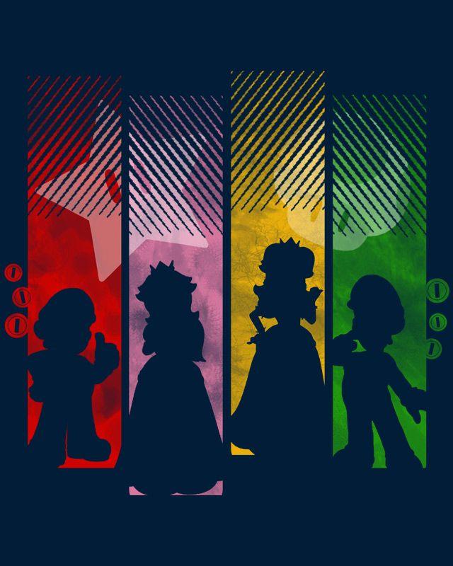 "Vote ""THE PLUMBER's GANG"" at ** Pampling ** Super Mario Bros - SuperMario World - Mario and Luigi - Princess Peach - Daisy - NES - SNES - Nintend - videogames - gaming - retrogaming"