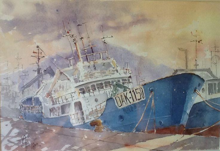 Boat DAK 1150