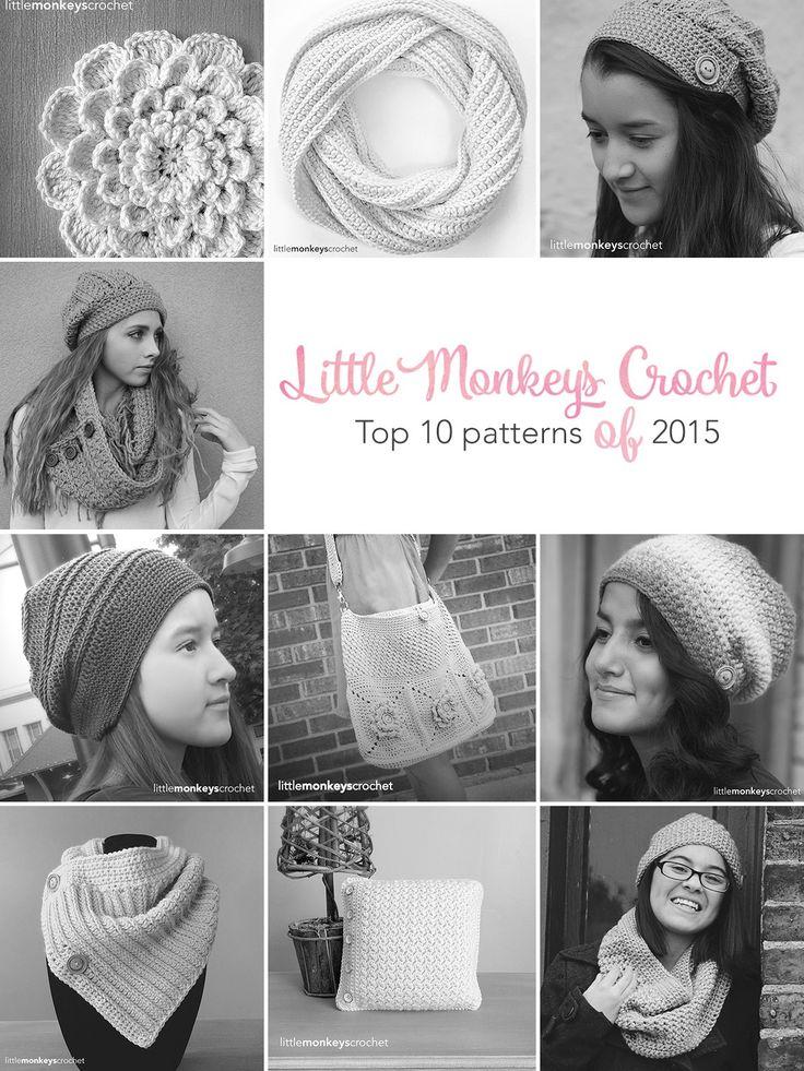 63 besten Crochet Patterns Bilder auf Pinterest | Häkelideen ...