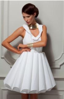 Kleenex Dress by Tanya Jeffrey