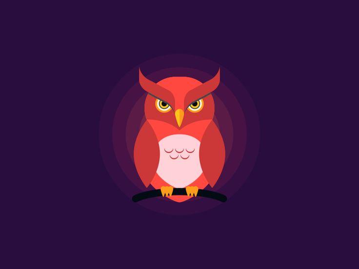 Owl by Jemis Mali