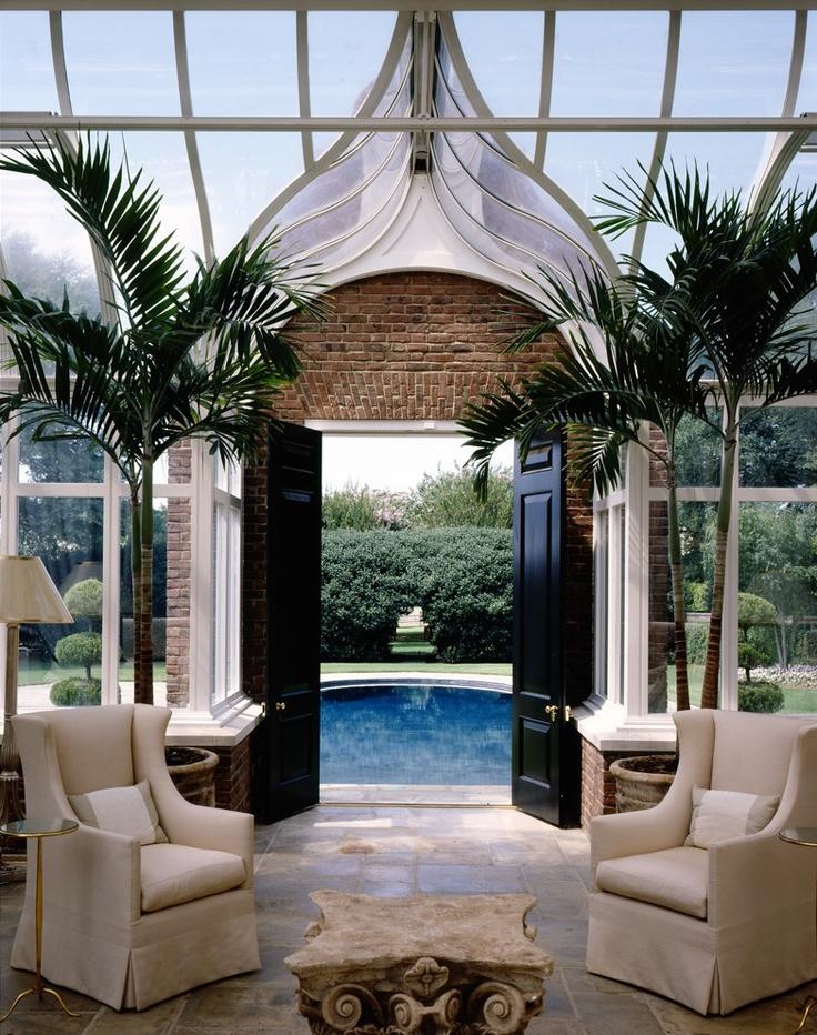 conservatory door by mcalpine