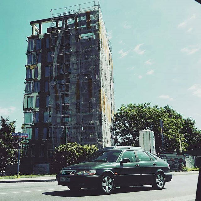 from @apa_wojciechowski -  Latarnia & Port in Port Praski in #Warsaw, #Poland. Designed by APA Wojciechowski for Port Praski. Construction: 2015 #architecture #PortPraski #nowawarszawa #apa_wojciechowski #architektura #architecture #eurobuild #europe #apa #wojciechowski #Warszawa #Polska #love #art #design #SzymonWojciechowski #bestagram #buildinga #port #latarnia #archilovers #archdaily #architekci #architects #budynki #2015