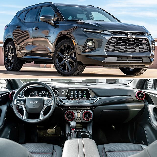 Pin By Rachelle Walker On Dream Rides In 2020 Chevrolet Blazer Cars Car