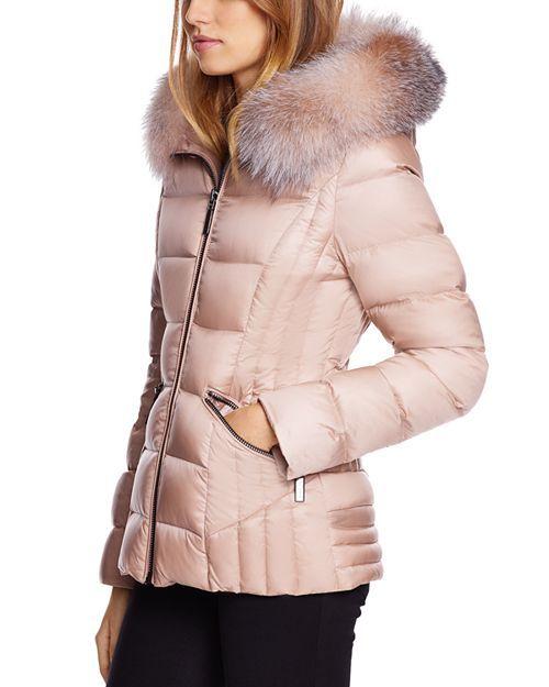 6cc77da5e3c3 Dawn Levy - Nikki Saga Fur Trim Short Down Coat | Down jacket 2 in ...