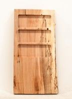 Menü Board   Spalted Maple, from studio50