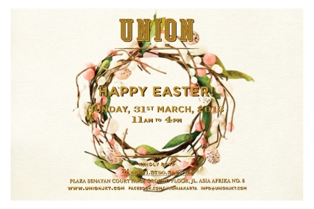 Happy Easter at Union