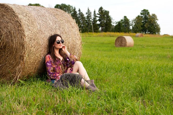Boho Vibes in Latvian Countryside: http://www.practicalqueenap.com/2015/08/boho-vibes-in-latvian-countryside.html
