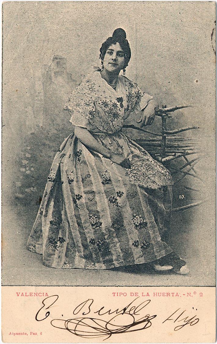 Valenciana, año 1901