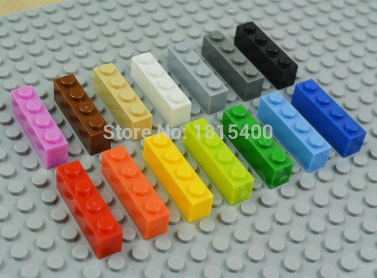 170$  Watch here - Early Educational Toys Lego Compatible Blocks Plastic Building Toys Birkcs Parts 1x4 Construction Toys For Children 4000pcs/lot   #aliexpresschina