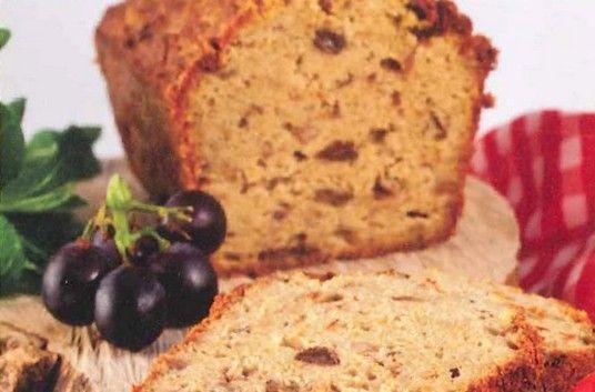 Terroir de Touraine - Mangez local et de saison - Les recettes - Cake aux rillettes de Tours