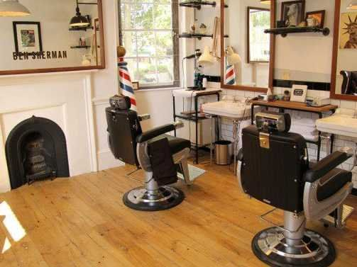 home barber shop ideas - Google Search