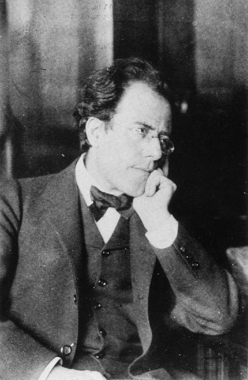 untitled symphony: Gustav Mahler
