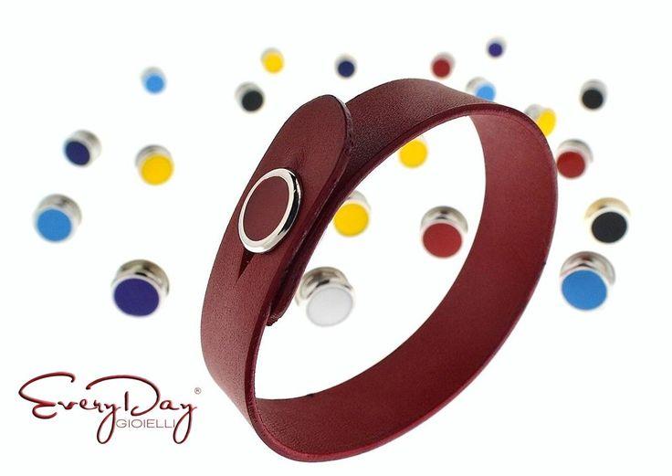 Registrati e scopri tutte le promozioni e vantaggi dedicati a te ===>> http://www.everydaygioielli.it/Form.html Ecco #Kiss il nostro nuovo bracciale.