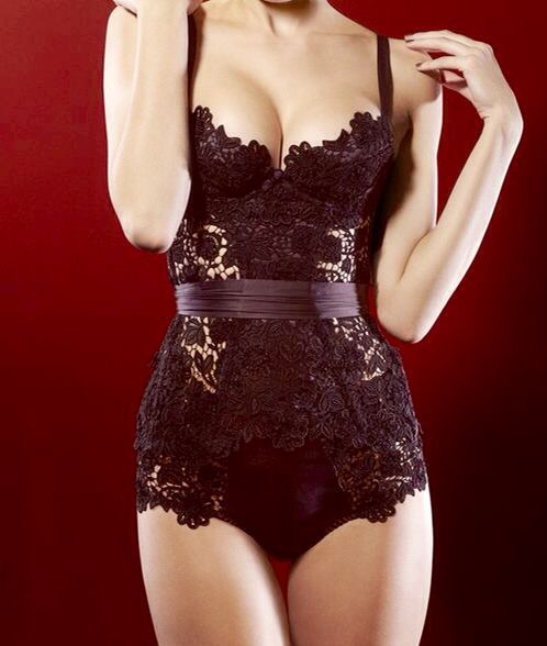 Agent Provocateur. They have some really awesomely sexy lingerie but they are very expensive. saddy sad