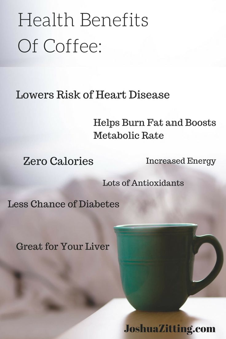 health benefits of coffee The real deal on coffee's health benefits, including how much coffee can help  your health and your workouts.