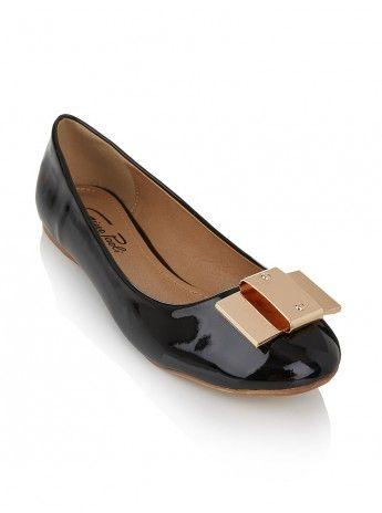 Kylie embellished pumps Black 170
