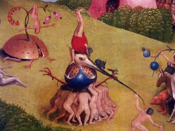 150 best jerome bosch images on pinterest hieronymus for Bosch jardin des delices