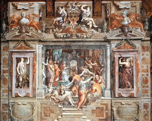 Storico Palazzo di Roma, fu edificato per il cardinale Riario tra la fine del '400 e l'inizio del '500, quando diverrà la sede della Cancelleria di Roma. Ancora oggi accoglie i tribunali della Santa Sede: la Penitenzieria Apostolica, la Segnatura Apostolica e la Rota Romana. All'interno, grazie ad un'apertura straordinaria, si visiterà il Piano Nobile con l'Aula Magna, il Salone dei Cento Giorni del Vasari e la Cappella del Pallio del Salviati, splendidi esempi d'arte manierista. La visita…