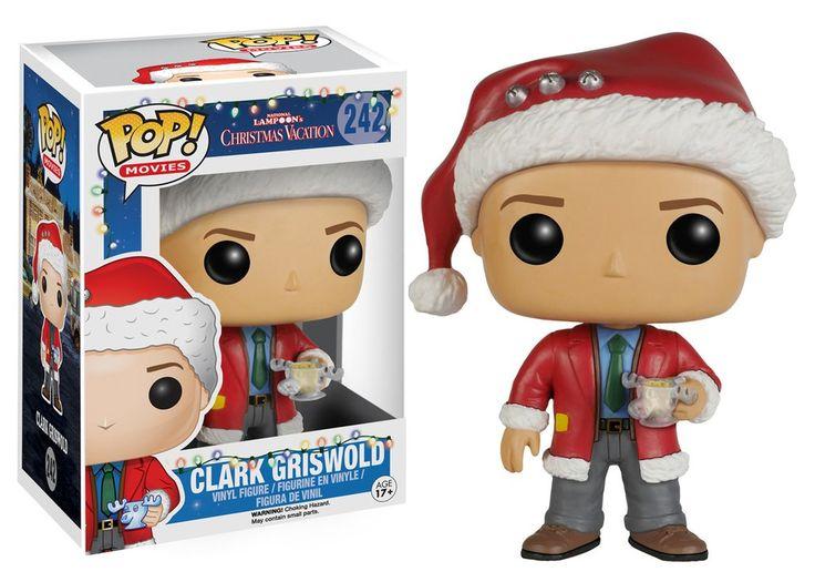 POP! Movies: Christmas Vacation - Clark