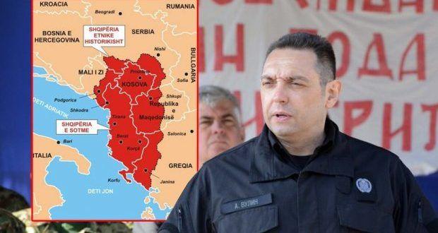 Bόμβες από τον Σέρβο ΥΠΑΜ: Ξεκίνησε η δημιουργία της «Μ. Αλβανίας» – Κίνδυνος στα βόρεια ελληνικά σύνορα