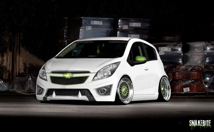 Chevrolet Spark by Peak-Design.deviantart.com on @DeviantArt