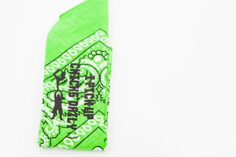 Something for the boys in cheer! Keeps your wrist dry and helps in your stunting.   Sold in pairs of 2 #Cheerific.ca #Cheer #Cheerleading #Cheermerchandise #wristbands #bandanas