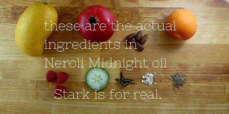 Ingredients For #Neroli #Midnight #Oil!  Quality Vegan Ingredients